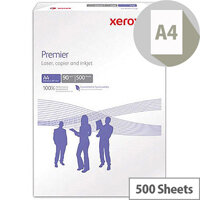 Xerox Premium Printer Paper A4 100gsm White 500 Sheets
