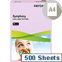 Xerox Symphony A4 80g Ream Medium Lilac 500 Sheets