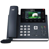 Yealink IP Phone T46S Skype for Business Edition T46SSFB