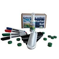 Franken Starter Set for Whiteboards U-Act!Line Z1954