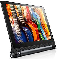 Lenovo Yoga 3 Display 10.1 inch, Multi-touch Tablet PC Qualcomm (APQ8009) 1.3GHz 2GB 16GB WLAN BT Webcam Android 5.1 (Black)