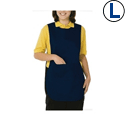 Alexandra Large Navy Tabard (Pack of 1) W112NA003