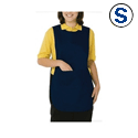 Alexandra Small Navy Tabard (Pack of 1) W112NA001