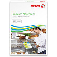 Xerox Premium Nevertear Commercial Printing Paper SRA3 320x450 95mic/120gsm Pack of 100 003r93027