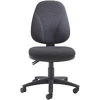 Arista Concept High Back Asynchro Tilt Operators Chair Charcoal KF03461