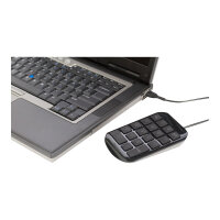 Targus Numeric - Keypad - USB - grey, black