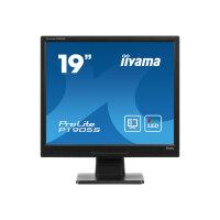 "Iiyama ProLite P1905S-2 - LED Computer Monitor - 19"" - 1280 x 1024 - TN - 300 cd/m² - 1000:1 - 5 ms - DVI-D, VGA - speakers - black"