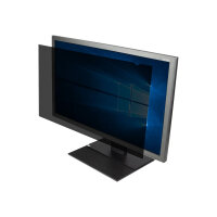 """Targus Privacy Screen 24"""" Widescreen (16:10) - Display privacy filter - 24"""" wide - transparent black"""