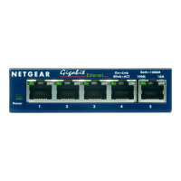 NETGEAR GS105 - Switch - 5 x 10/100/1000 - desktop
