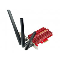 ASUS PCE-AC68 - Network adapter - PCIe - 802.11b, 802.11a, 802.11g, 802.11n, 802.11ac
