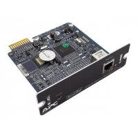 APC Network Management Card 2 - Remote management adapter - SmartSlot - 10/100 Ethernet - black - for Smart-UPS 1000, 1500, 2200, 3000, 750; Smart-UPS RM 3000VA; Smart-UPS X