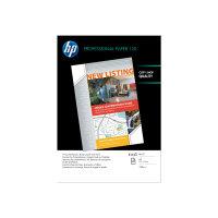 HP Professional 120 matt - Matte - bright white - A3 (297 x 420 mm) 100 sheet(s) paper - for PageWide Enterprise Color 765, MFP 780; PageWide Enterprise Color Flow MFP 785