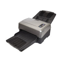 Xerox DocuMate 4760 w/ VRS Pro - Document scanner - Duplex - A3 - 600 dpi - up to 60 ppm (mono) / up to 60 ppm (colour) - ADF (150 sheets) - up to 5000 scans per day - USB 2.0