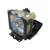 GO Lamps - Projector lamp (equivalent to: NEC 50029924, NEC VT85LP) - NSH - 200 Watt - 2000 hour(s) - for NEC VT480, VT490, VT491, VT580, VT595; ViewLight VT480, VT490, VT491, VT580, VT595, VT695