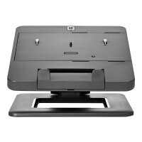 HP Dual Hinge II Notebook Stand - Notebook stand - for HP 245 G6, 25X G6; EliteBook 1040 G4; ProBook 640 G4, 650 G4; Stream Pro 11 G4