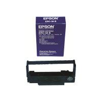 Epson ERC 38B - 1 - black - print ribbon - for TM U200, U200D, U220A, U220B, U220D, U220P, U220PB, U220PD, U230, U230P, U300, U375