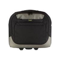 "Targus 17"" Rolling Travel Laptop Case - Notebook carrying case - 17"" - black"