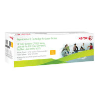 Xerox HP Colour LaserJet CP1025 - Yellow - toner cartridge (alternative for: HP CE312A) - for HP Color LaserJet Pro CP1025; LaserJet Pro MFP M175; TopShot LaserJet Pro M275
