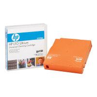 HPE Ultrium Universal Cleaning Cartridge - LTO Ultrium - orange - cleaning cartridge - for LTO-5 Ultrium; StorageWorks SB1760; SureStore Ultrium; Ultrium 448, 920