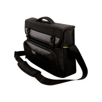"Targus CityGear 15-17.3"" Laptop Messenger - Notebook carrying case - Laptop Bag - 17.3"" - black"