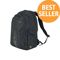 """Targus EcoSpruce 15.6 inch / 39.6cm Backpack - Notebook carrying backpack - 15.6"""" - black"""
