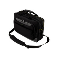 "Targus CityGear 15.6"" Slim Topload Laptop Case - Notebook carrying case - Laptop Bag - 15.6"" - black"
