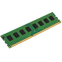 Kingston KVR13N9S8/4 ValueRAM - 4 GB DDR3 - 240-pin DIMM - PC3-10600 1333 MHz - 1.5 V CL9 - non-ECC - Unbuffered