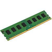 Kingston KVR16N11S8/4 ValueRAM - 4GB DDR3 - Unbuffered Non-ECC - 240-pin DIMM - PC3-12800 1600 MHz - 1.5 V - CL11