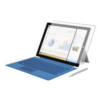 Tactus VitriFender - Screen protector - for Microsoft Surface Pro 3