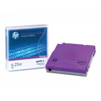 HPE - LTO Ultrium WORM 6 - 2.5 TB / 6.25 TB - write-on labels - purple - for StorageWorks SAS Rack-Mount Kit 2758903 Ref C7976W