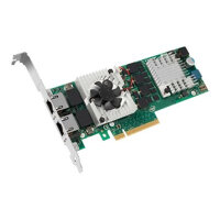 Intel X540 DP - Network adapter - 10Gb Ethernet x 2 - for PowerEdge R220, R320, R330, R430, R530, R630, R730, R930, T430, T630; Precision Tower 7910