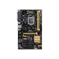 ASUS H81-PLUS - Motherboard - ATX - LGA1150 Socket - H81 - USB 3.0 - Gigabit LAN - onboard graphics (CPU required) - HD Audio (8-channel)