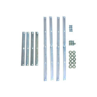"Ergotron VESA Bracket Adaptor Kit - Mounting component (fasteners, bracket) for LCD display - steel - screen size: 22""-32"" - for P/N: 45-353-026"