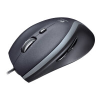Logitech M500 - Mouse - laser - wired - USB