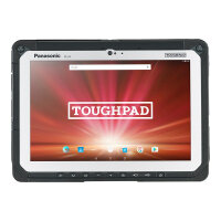 "Panasonic Toughpad FZ-A2 - Tablet - Android 6.0 (Marshmallow) - 32 GB eMMC - 10.1"" IPS (1920 x 1080) - USB host - microSD slot - 4G"