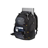 "Targus Drifter 16"" / 40.6cm Backpack - Notebook carrying backpack - 16"" - black/grey"