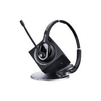 Sennheiser DW Pro2 ML - Headset - on-ear - DECT CAT-iq - wireless