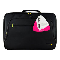 "techair Z Series Laptop Briefcase - Notebook carrying case - Laptop Bag - 17.3"" - black"