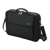 "Dicota Base Pro - Notebook carrying case - Laptop Bag - 17.3"" - black"