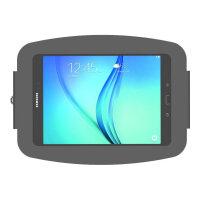 """Compulocks Space - Galaxy Tab A 10.1"""" Enclosure Wall Mount - Black - Enclosure for tablet - lockable - aluminium - black - screen size: 10.1"""" - wall-mountable - for Samsung Galaxy Tab A (2016) (10.1 in)"""