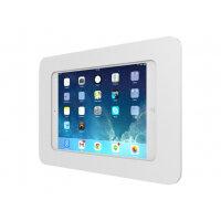 "Compulocks Rokku - iPad Mini / Galaxy Tab A 8"" / S2 8"" Wall Mount Enclosure - White - Mounting kit (anti-theft enclosure) for tablet - high-grade aluminium - white - mounting interface: 100 x 100 mm - wall-mountable - for Apple iPad mini; iPad mini 2; 3;"