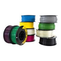 bq - Vitamin orange - 1 kg - PLA filament (3D) - for bq Hephestos 2, Prusa i3 Hephestos, Witbox, Witbox 2