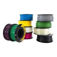 bq - Aubergine - 1 kg - PLA filament (3D) - for bq Hephestos 2, Prusa i3 Hephestos, Witbox, Witbox 2