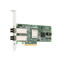 Dell Emulex LPE-12002 - Host bus adapter - PCIe 2.0 x8 low profile - 8Gb Fibre Channel x 2 - for PowerEdge R320, R420, R520, R620, R720, R820, T420, T620, VRTX M520, VRTX M620