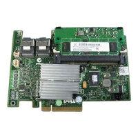 Dell PERC H730 - Storage controller (RAID) - 8 Channel - SATA 6Gb/s / SAS 12Gb/s low profile - 1.2 GBps - RAID 0, 1, 5, 6, 10, 50, JBOD, 60 - PCIe 3.0 x8 - for PowerEdge C4130, R230, R630, T130, T330, T430, T630