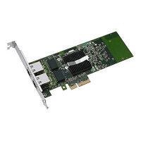 Intel I350 DP - Network adapter - PCIe low profile - GigE - 2 ports - for PowerEdge R320, R420, R520, R720, VRTX M520, VRTX M620; PowerVault DL2300, NX3200, NX3300
