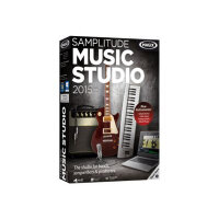 MAGIX Samplitude Music Studio 2015 - Licence - 1 user - Download - ESD - Win - English
