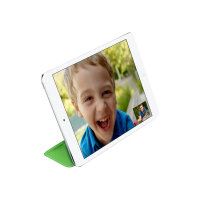 Apple Smart - Screen cover for tablet - polyurethane - green - for iPad Air