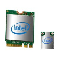 Intel Dual Band Wireless-AC 7265 - Network adapter - M.2 Card - 802.11b, 802.11a, 802.11g, 802.11n, 802.11ac, Bluetooth 4.0 LE