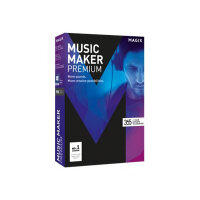 MAGIX Music Maker Premium - Licence - Win - English
